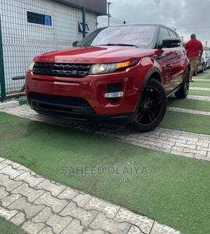 Land Rover Range Rover Evoque 2013 Pure AWD 5-Door Red | Cars for sale in Lagos State, Surulere