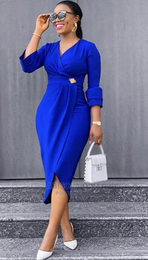 A Royal Blue Dress | Clothing for sale in Abuja (FCT) State, Garki 1