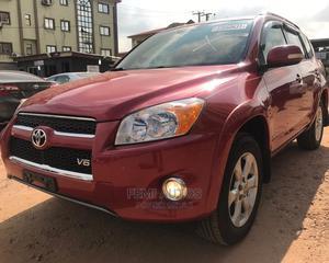 Toyota RAV4 2011 2.5 Sport 4x4 Red | Cars for sale in Lagos State, Ikeja