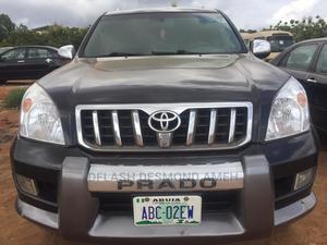 Toyota Land Cruiser Prado 2010 2.7 I Black   Cars for sale in Abuja (FCT) State, Lokogoma