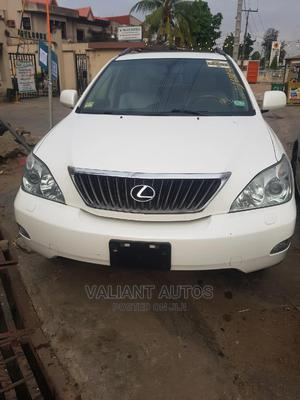 Lexus RX 2008 White | Cars for sale in Lagos State, Ojodu