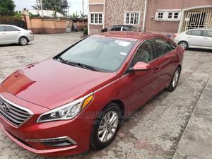 Hyundai Sonata 2015 Red | Cars for sale in Rivers State, Port-Harcourt