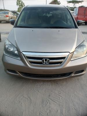 Honda Odyssey 2005 2.4 2WD Gold | Cars for sale in Lagos State, Ajah