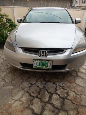 Honda Accord 2005 Silver | Cars for sale in Lagos State, Ogba
