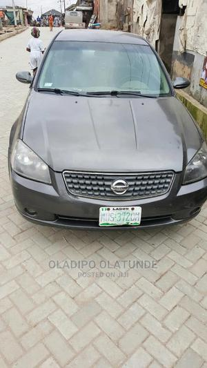 Nissan Altima 2005 2.5 SL Gray | Cars for sale in Lagos State, Shomolu
