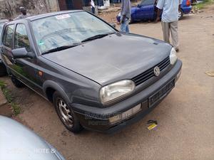 Volkswagen Golf 1996 GL Gray   Cars for sale in Kaduna State, Kaduna / Kaduna State