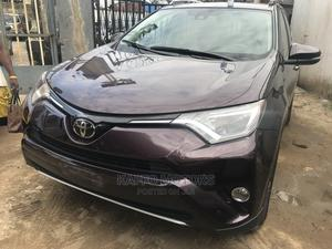 Toyota RAV4 2016 XLE AWD (2.5L 4cyl 6A) Brown | Cars for sale in Lagos State, Ikeja