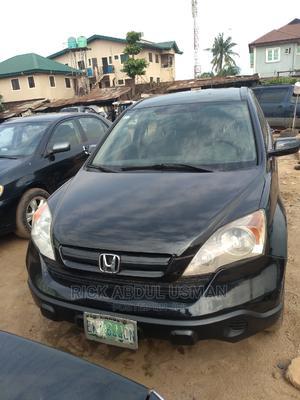 Honda CR-V 2008 Black | Cars for sale in Lagos State, Agege
