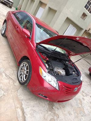Toyota Camry 2008 2.4 LE Red | Cars for sale in Lagos State, Isolo