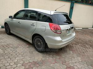 Toyota Matrix 2004 Silver   Cars for sale in Rivers State, Port-Harcourt
