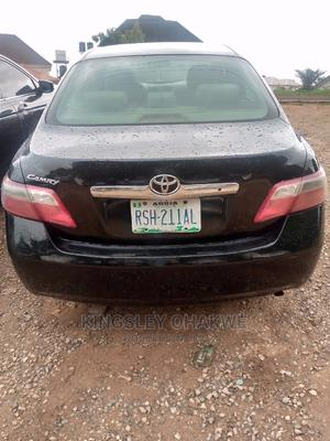 Toyota Camry 2008 2.4 LE Black | Cars for sale in Abuja (FCT) State, Karu