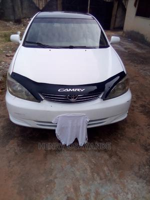 Toyota Camry 2003 White | Cars for sale in Edo State, Benin City