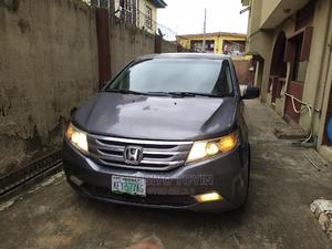 Honda Odyssey 2011 EX-L Gray | Cars for sale in Lagos State, Alimosho