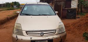Honda Stream 2001 2.0 Gold   Cars for sale in Lagos State, Alimosho