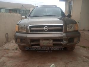 Nissan Pathfinder 2002 SE AWD SUV (3.5L 6cyl 4A) Gray | Cars for sale in Oyo State, Ibadan