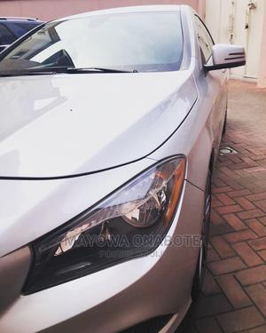 Mercedes-Benz CLA-Class 2015 Silver | Cars for sale in Lagos State, Victoria Island