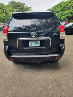 Toyota Land Cruiser Prado 2011 Black | Cars for sale in Abuja (FCT) State, Central Business District