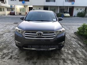 Toyota Highlander 2011 Gray | Cars for sale in Lagos State, Ajah