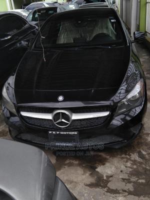 Mercedes-Benz CLA-Class 2016 Base CLA 250 AWD 4MATIC Black | Cars for sale in Lagos State, Ifako-Ijaiye