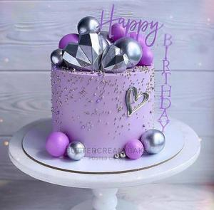 Birthday Cake for Lady (Woman) | Meals & Drinks for sale in Lagos State, Alimosho