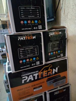 Pattern 200ah 12v Gel Battery   Solar Energy for sale in Lagos State, Alimosho