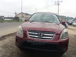 Honda CR-V 2005 Automatic Red | Cars for sale in Rivers State, Port-Harcourt