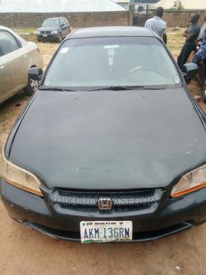 Honda Accord 2001 Coupe Green   Cars for sale in Oyo State, Ibadan