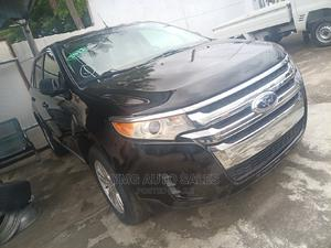 Ford Edge 2012 SE 4dr FWD (3.5L 6cyl 6A) Black | Cars for sale in Lagos State, Shomolu