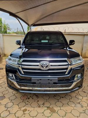 New Toyota Land Cruiser 2020 4.0 V6 GXR Black   Cars for sale in Abuja (FCT) State, Central Business District