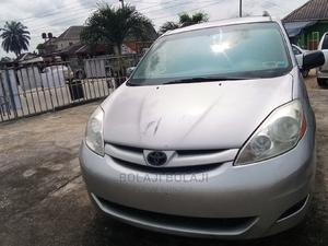 Toyota Sienna 2008 Silver | Cars for sale in Rivers State, Port-Harcourt