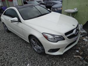 Mercedes-Benz E350 2014 White | Cars for sale in Lagos State, Ifako-Ijaiye