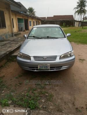 Toyota Camry 2000 Silver | Cars for sale in Rivers State, Obio-Akpor