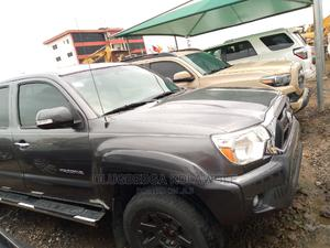 Toyota Tacoma 2015 Gray   Cars for sale in Lagos State, Ikeja