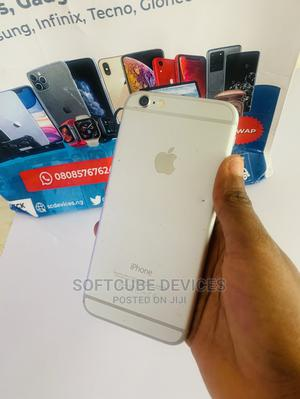 Apple iPhone 6 16 GB Silver | Mobile Phones for sale in Osun State, Osogbo