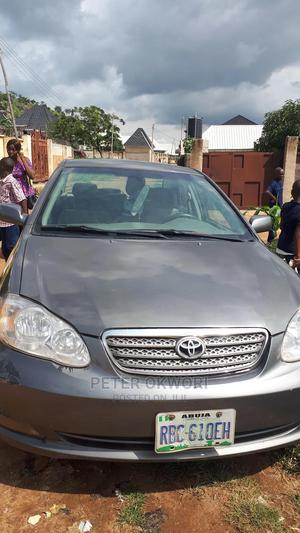 Toyota Corolla 2006 LE Gray | Cars for sale in Abuja (FCT) State, Kuje