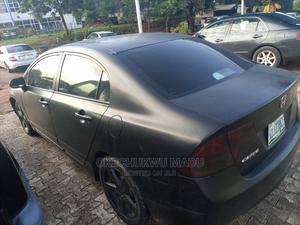 Honda Civic 2007 1.8 Black | Cars for sale in Abuja (FCT) State, Garki 2