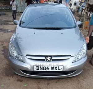 Peugeot 307 2005 Silver   Cars for sale in Kano State, Tarauni
