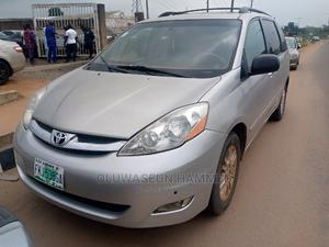 Toyota Sienna 2008 Silver | Cars for sale in Ogun State, Sagamu