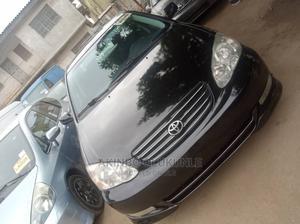Toyota Corolla 2003 Sedan Black | Cars for sale in Lagos State, Agege