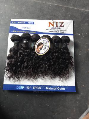 Brazilian Remi Human Hair 6bundles   Hair Beauty for sale in Lagos State, Amuwo-Odofin