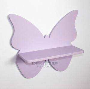 Butterfly Wall Shelf | Furniture for sale in Lagos State, Ajah