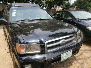 Nissan Pathfinder 2002 LE AWD SUV (3.5L 6cyl 4A) Black | Cars for sale in Lagos State, Ikeja