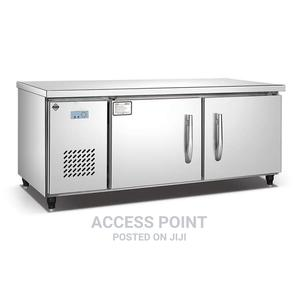 Quality Stainless Steel Under Fridge Work Table.(4ft) | Restaurant & Catering Equipment for sale in Lagos State, Ikeja