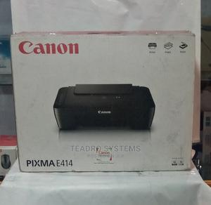 Canon PIXMA E414 Printer | Printers & Scanners for sale in Rivers State, Port-Harcourt
