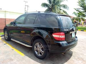 Mercedes-Benz M Class 2007 ML 350 4Matic Black | Cars for sale in Delta State, Ika South