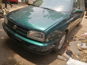 Volkswagen Golf 1999 1.6 Variant Automatic Green | Cars for sale in Lagos State, Ikeja