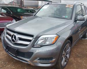 Mercedes-Benz GLK-Class 2014 350 4MATIC Gray | Cars for sale in Lagos State, Isolo