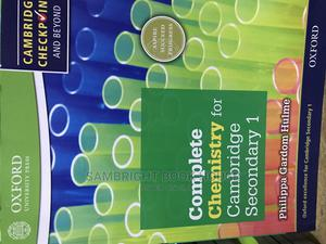 Complete Chemistry for Cambridge Secondary 1 | Books & Games for sale in Lagos State, Surulere