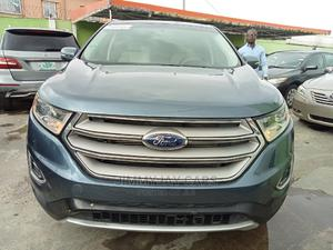 Ford Edge 2019 Titanium AWD Blue | Cars for sale in Lagos State, Ikeja