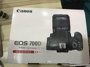 CANON EOS 700D Camera | Photo & Video Cameras for sale in Lagos State, Ikeja